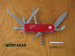 Wenger Evolution 19 Fisherman Swiss Army Knife, Red - 1 19 29 300