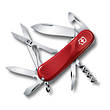 Wenger Evolution S 14 Swiss Army Knife, Ruby Red - 1 10 69 300