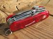 Wenger Evolution S 557 Exclusivites Swiss Army Knife, Red - 23 Functions