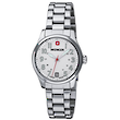 Wenger Ladies Terragraph Watch - Stainless Steel Strap 01.0521.102