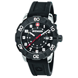 Wenger Men's Roadster Adventure Watch PVD Si with  Black Dial -  01.0851.105