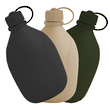 Wildo Hiker Water Bottle - 700 ml Black or Olive