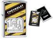 Zippo Chevy Centennial Windproof Lighter, Limited Edition - 28191