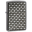 Zippo Engine Turn Star Armor Windproof Lighter - 28186