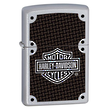 Zippo Harley Davidson Carbon Fiber Windproof Lighter - 24025