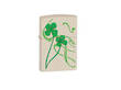 Zippo Irish Clover Windproof Lighter - Model 24465