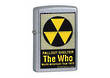 Zippo The Who Windproof Lighter - 24559