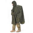 Snugpak Enhanced Patrol Poncho Olive Green 92285 or Black 92286